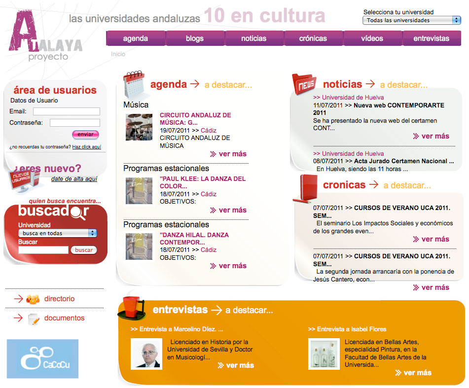 Revista Digital diezencultura.es