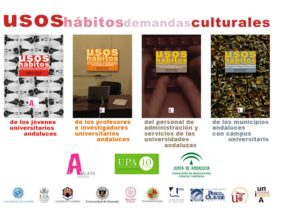 Web y CD Usos, habitos y demandas culturales