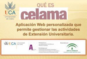 I+D+i CELAMA, Territorio Extensión (Herramienta integral de gestión de actividades de extensión universitaria)