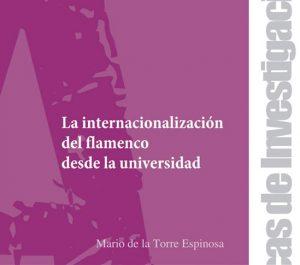 Beca Observatorio Cultural del Proyecto Atalaya: La internacionalización del flamenco desde la universidad