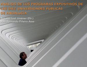 Análisis de los programas expositivos de las diez universidades públicas de Andalucía