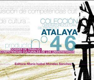 Dossier de Trabajo: Competencias Culturales de los Universitarios