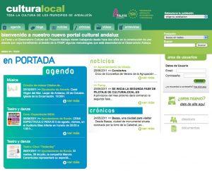 Transferencia de la revista digital diezencultura.es al ámbito municipal (www.culturalocal.es)